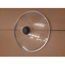 Крышка из жаропрочного стекла для казана 6 л